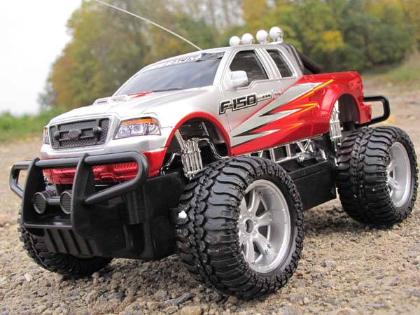 rc ferngesteuertes auto monstertruck truck mit akku. Black Bedroom Furniture Sets. Home Design Ideas