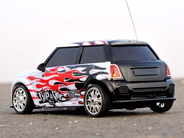 rc ferngesteuertes auto 1 18 im mini cooper design neuheit. Black Bedroom Furniture Sets. Home Design Ideas