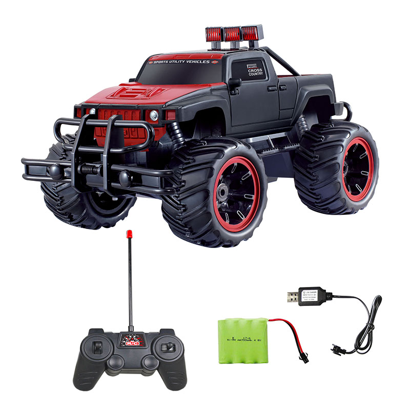 rc ferngesteuertes auto monstertruck truck pick up akku ladeger te fernsteuerung ebay. Black Bedroom Furniture Sets. Home Design Ideas
