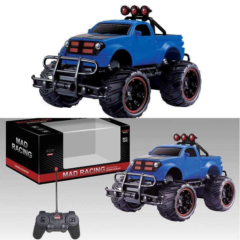 rc ferngesteuertes auto monstertruck truck car 22 cm lang. Black Bedroom Furniture Sets. Home Design Ideas