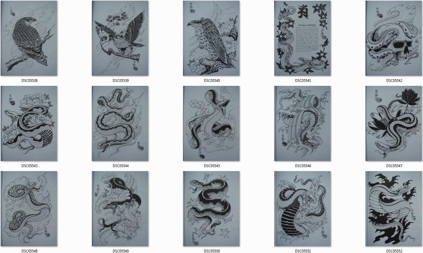 japanische tattoo vorlagen book buch tiger adler und. Black Bedroom Furniture Sets. Home Design Ideas